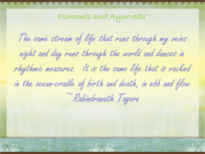 element-of-ayurveda-quote